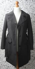 Ladies Marks & Spencer Mac Trench Coat Size 10