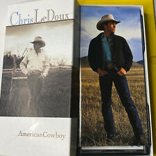 Chris LeDoux - American Cowboy - Liberty - 3 CD BOX SET with Booklet