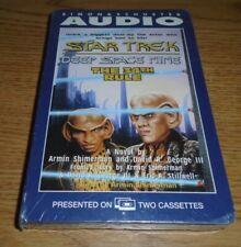 *SEALED* THE 34TH RULE STAR TREK DEEP SPACE NINE (1999) 2-CASSETTES AUDIOBOOK