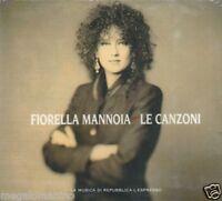 CD ♫ Compact disc **FIORELLA MANNOIA ♦ LE CANZONI** nuovo sigillato Digipack