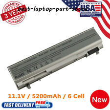 6 Cell Battery For Dell Latitude E6400 E6500 PT434 PT435 PT436 PT437 MN632 MP303