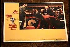 FREEBIE AND THE BEAN 1974 LOBBY CARD #1 ALAN ARKIN