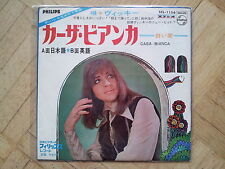Vicky Leandros - Casa bianca 7'' Single SUNG IN JAPANESE