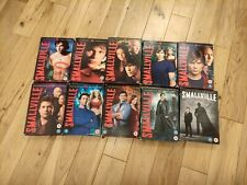 Smallville Season 1-10 DVD Box set Series Complete Collections