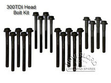 LAND ROVER - DISCOVERY or DEFENDER  300TDi Head Bolt Set