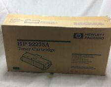 GENUINE HP 92275A TONER CARTRIDGE OPEN BOX