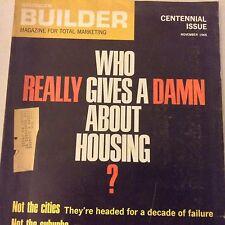 American Builder Magazine Centennial Issue November 1968 071617nonrh