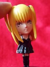 "Death Note MISA AMANE Bobblehead Figure / SOLID PVC 2.8"" 7cm MINT / UK DESPATCH"
