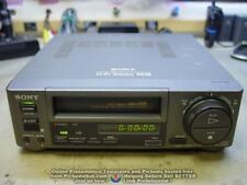Sony EV-C100 8mm Hi8 Stereo HiFi VCR *RARE  - 90 Days Warranty