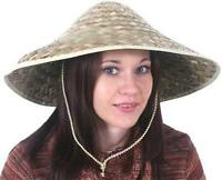Chinese Cooli - Straw Hat