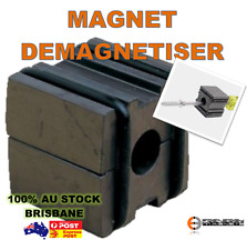 1x RUBBER Screwdriver Magnet | Magnetizer | Demagnetizer Magnetiser Demagnetiser