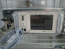 Toray Engineering LC-800 Oxygen Analyzer, 110V, 50/60Hz