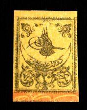 Turkey 1863 stamp Mi#1IIIy aMNG CV=350€