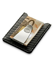 Dalvey Sport CMC Black Carbon Fibre Credit Card Case & Money Clip