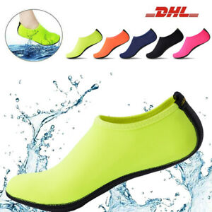Tauchen Aqua Haut Socken Wasserschuhe Badeschuhe Schwimmschuhe Balletschuhe Yoga