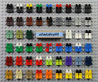 LEGO - Minifigure Legs - PICK YOUR COLORS  - Body Parts Hips Plain Solid City