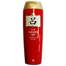 [Ryo Ryoe] Amore Shampoo Hambit Damage Total Care Ginseng 180ml Made In Korea