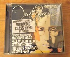 JOHN LENNON COVERED # 1 MAGAZINE Q MADONNA OASIS ELBOW PAUL WELLER FEEDER HAL CD