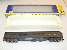 Rivarossi HO Heavyweight Undecorated Pullman Passenger Car LNIB W/ Interior