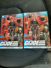 GI Joe Classified Series Major Bludd #27 Exclusive Cobra Island Target LOT OF 2