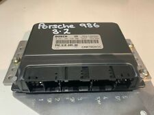 Porsche Boxster S 986 3.2 M96.21 ENGINE ECU 996.618.605.00