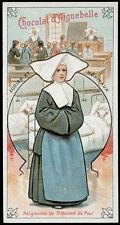 santino-holy card AIGUEBELLE-SUORE S.VINCENZO DE PAOLI