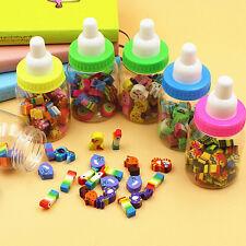 Hotsale Mini Cute Cartoon Fruit Rubber Pencil Eraser for Children School Gift