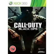 Call of Duty: Black Ops (Microsoft Xbox 360, 2010)