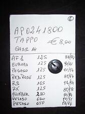 TAPPO ORIGINALE APRILIA AF1 TUAREG RALLY EUROPA PEGASO RX REDROSE 125