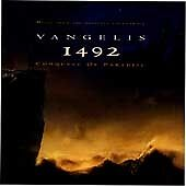 Vangelis : 1492 - Conquest Of Paradise: Music From The Original Soundtrack CD