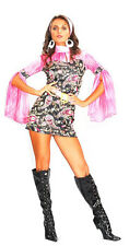 Best Dressed Sexy Go Go Female Girl Costume One Size Fits All