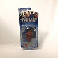 "Justice League Animated Flash 4 3/4"" Action Figure: Mattel 2002 MIB Dc Universe"
