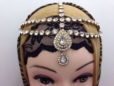 Bridal/Wedding Chain Costume Hair & Head Jewellery