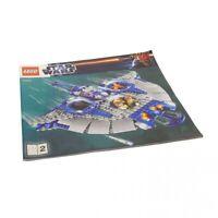 1x Lego Bauanleitung Heft 2 Star Wars Gungan Sub U-Boot 9499
