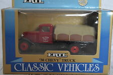 ERTL CLASSIC VEHICLES #2861 '30 CHEVY TRUCK ' V.C. CROZIER' MINT BOXED 1:43
