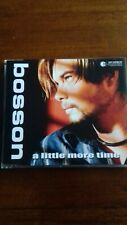 Bosson  -  A little more time - Maxi CD (2003)