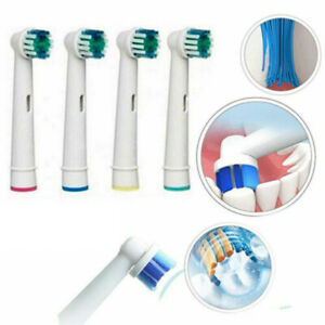 Electric Toothbrush Replacement Heads For Oral B Braun Toothbrush Oral Care