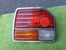 1978-1979 Honda Prelude Driver's Tail Light OEM lens CVCC 1g left 78 79 lude