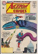 Action Comics #303 DC Comics 1963, Superman, Red Kryptonite, Supergirl app