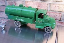 1930's Arcade Cast Iron Mack Gasoline Truck, Restored and looks Beautiful !!!