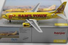 Herpa Wings 1:400 Western Pacific Boeing 737-300 Sam's Town (560924) Limited