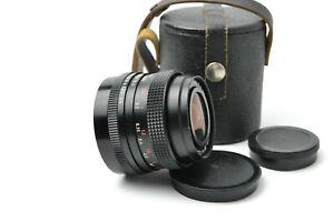 Carl Zeiss Jena MC Flektogon 2.4/35 lens M42 mount S/N 93861