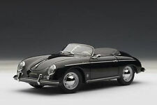 1/18 AUTOart PORSCHE 356A SPEEDSTER EUROPEAN VERSION (BLACK) 1955