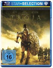 Troja - Brad Pitt + Specials - Neu+in Folie eingeschweißt 1x Blue-Ray (@L2@)