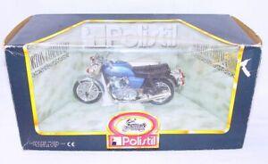 Polistil Italy 1:15 NORTON COMMANDO 750cc Touring Motorcycle Bike MIB`80 RARE!