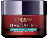 L'Oreal Paris Revitalift Triple Power Anti-Aging Moisturizer Fragrance Free