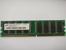 DDR RAM Crucial PC3200U-30331-A1 256MB CL3 400MHz