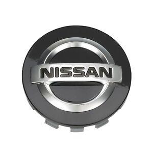 OEM NEW Genuine Nissan Center Cap Black 2015-2018 Juke 40342-4AF2A