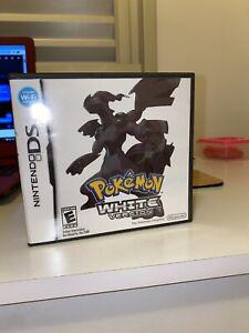 Pokemon White Version (DS, 2011)