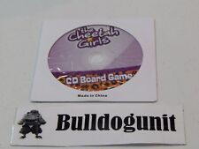 2007 Cheetah Girls Cd Board Game Replacement Cd Part Only